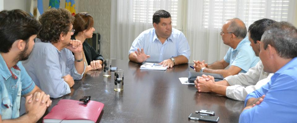 El intendente Nedela participó del lanzamiento del SAME Provincia junto al presidente Macri y la gobernadora Vidal