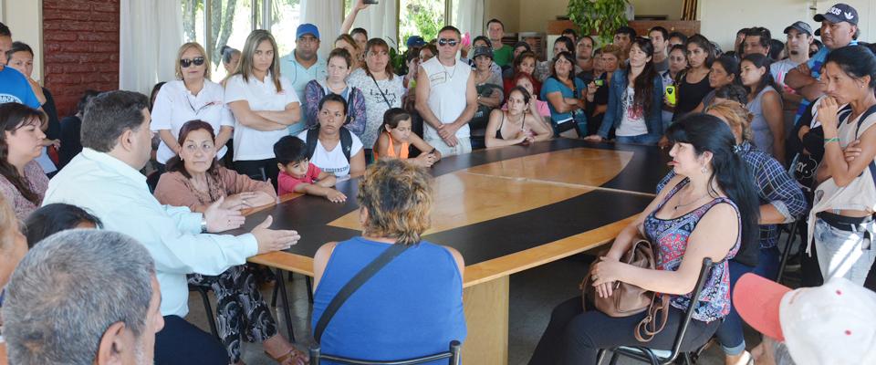"""Nedela efectuó anuncios para los beneficiarios de los programas """"Argentina Trabaja"""" y """"Ellas Hacen"""""""