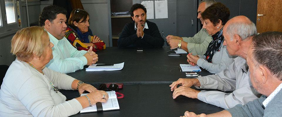 Nedela se reunió con concejales de distintos bloques y convocó a reforzar esfuerzos para mantener la convivencia política