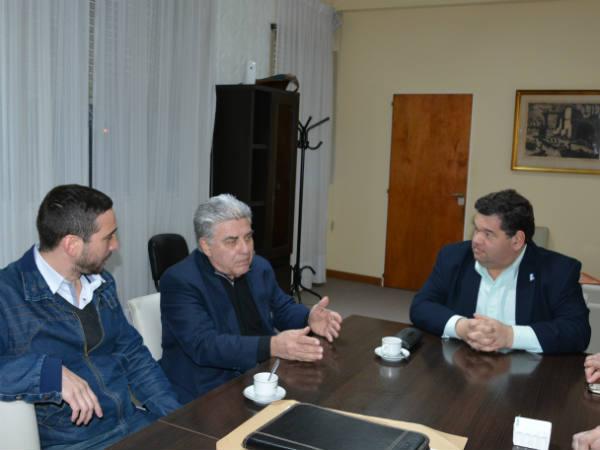 El Municipio y la UTN con sede en Berisso amplían acciones para el desarrollo de propuestas culturales conjuntas