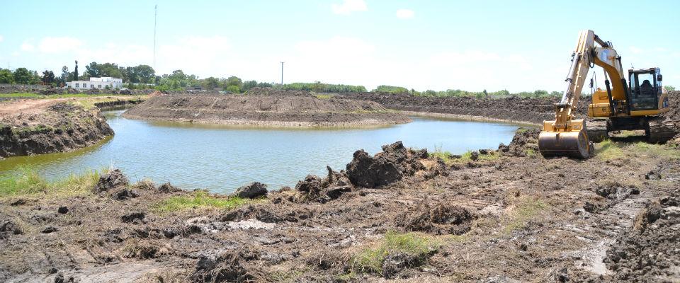 Se realizaron más de 3.000 metros cuadrados de bacheo en la ciudad