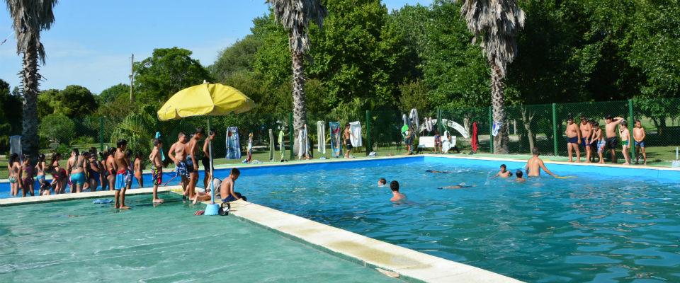 Continúa la Colonia Municipal de Vacaciones con actividades recreativas y deportivas
