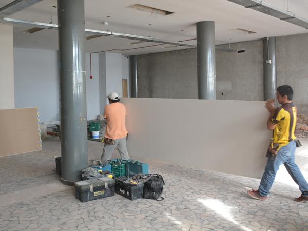 Avance en la obras de construcción del nuevo Centro de Operaciones y Monitoreo