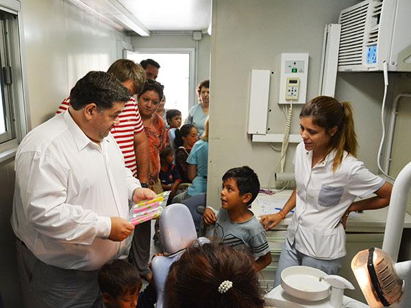 Continúa la evaluación nutricional, clínica y odontológica en El Carmen