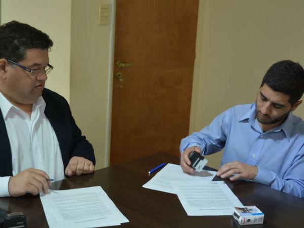 El Municipio firmó un convenio de colaboración con la Fundación Astillero Río Santiago