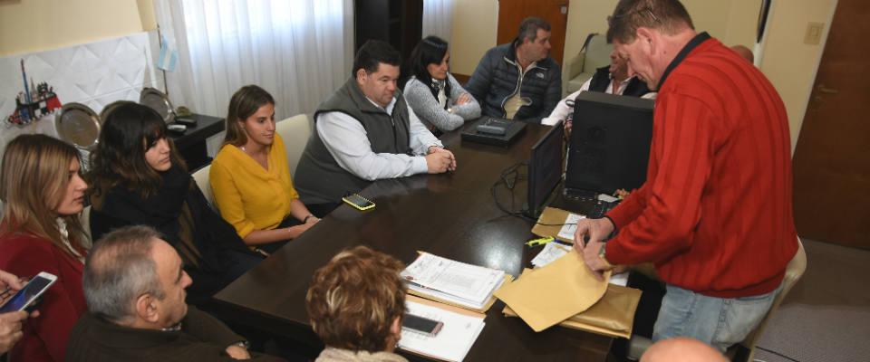 Cinco empresas participaron de la licitación convocada desde el Municipio para ser prestadoras del programa del Servicio Alimentario Escolar