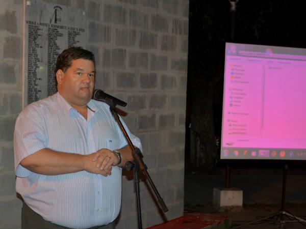 El Municipio recordó a las víctimas de la dictadura militar y la lucha por los Derechos Humanos