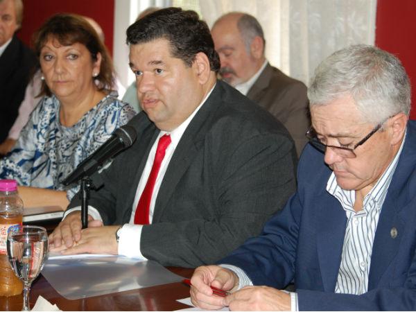 Inicio de sesiones ordinarias del Honorable Concejo Deliberante