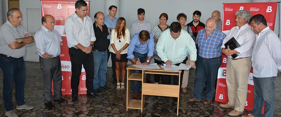 Asumieron nuevos funcionarios en el Ejecutivo Municipal