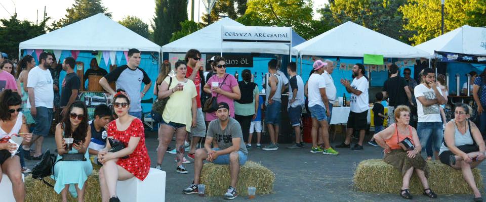 Más de diez mil personas disfrutaron de la Fiesta de las Cervezas Artesanales