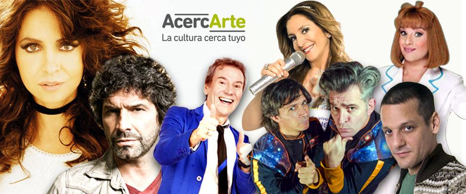 """El programa Provincial """"AcercArte"""" llega a Berisso con Patricia Sosa entre sus artistas"""