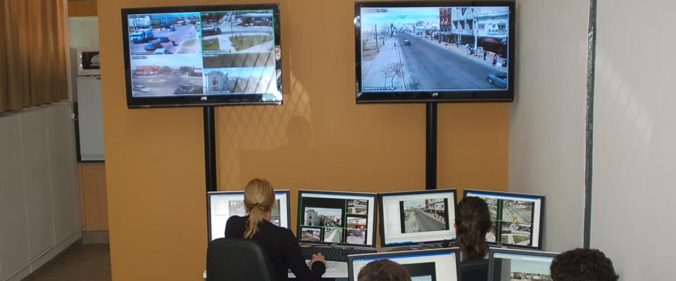 El Municipio instalará un nuevo Centro de Monitoreo y sumará 120 cámaras
