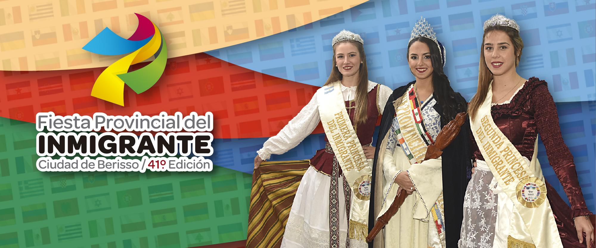 Berisso palpita una nueva edición de la Fiesta Provincial del Inmigrante que comenzará el 1 de septiembre